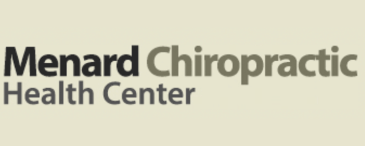 Menard Chiropractic Health Center logo